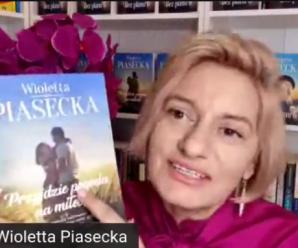 Wioletta Piasecka – pisarka, której książki zmieniają świat na lepsze