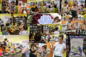 Dzień Urody - kolaż ze zdjęć ze spotkania w BPGZ w Mokrem